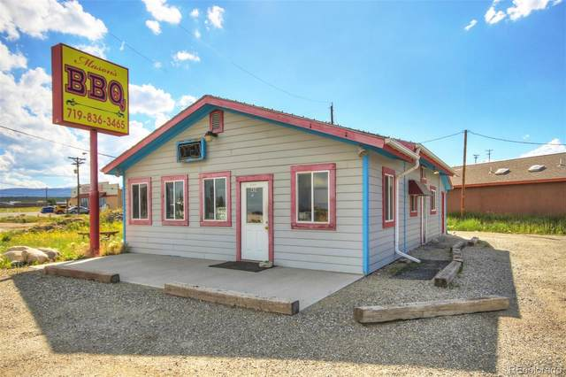 450 Hwy 285, Fairplay, CO 80440 (#2988605) :: Real Estate Professionals
