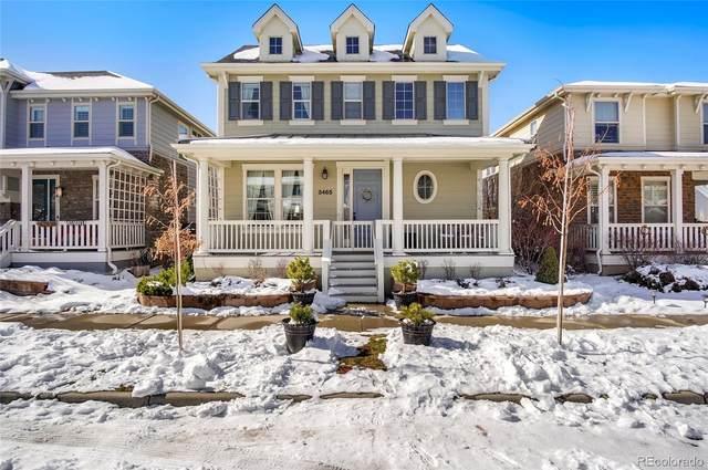 3465 Beeler Court, Denver, CO 80238 (MLS #2988780) :: 8z Real Estate