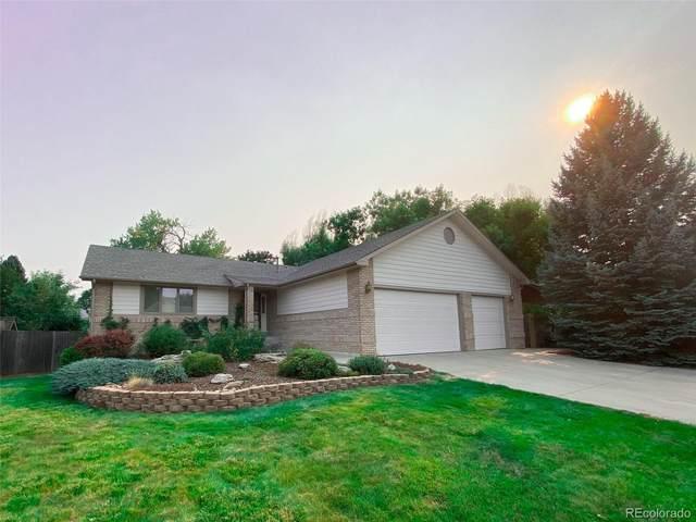 9670 W 69th Avenue, Arvada, CO 80004 (MLS #2991916) :: 8z Real Estate