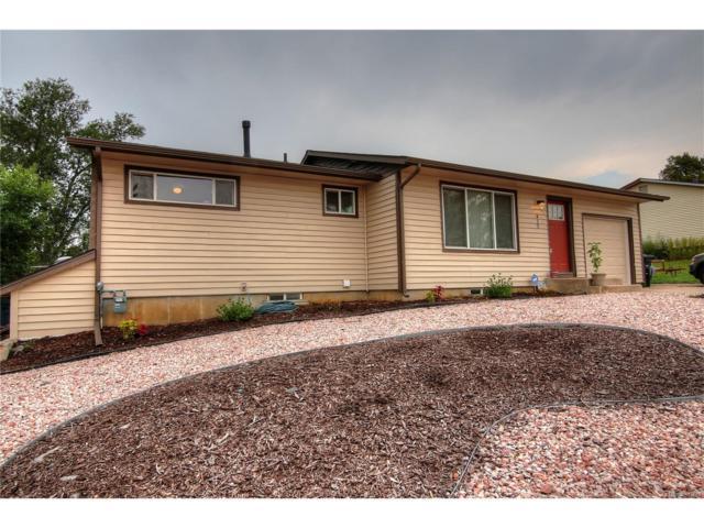 412 Rose Drive, Colorado Springs, CO 80911 (MLS #2994003) :: 8z Real Estate