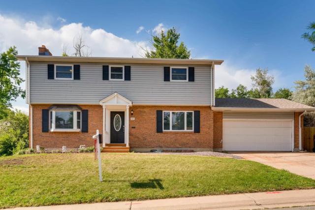 957 E Davies Avenue, Centennial, CO 80122 (#3001169) :: My Home Team