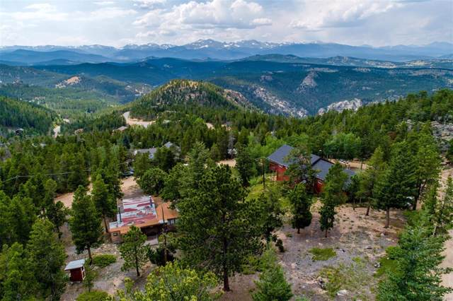 100 Stone Cliff Circle, Golden, CO 80403 (MLS #3004025) :: 8z Real Estate