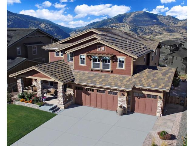15783 Burrowing Owl Court, Morrison, CO 80465 (MLS #3005353) :: 8z Real Estate