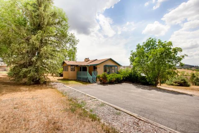 1151 Lake Gulch Road, Castle Rock, CO 80104 (#3010164) :: My Home Team