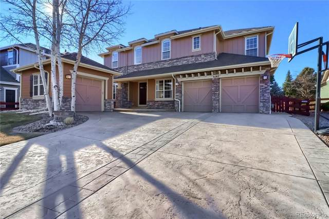 6283 Torrey Lane, Arvada, CO 80403 (#3013135) :: The DeGrood Team