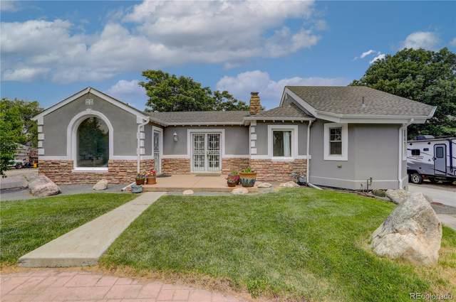 840 Fenton Street, Lakewood, CO 80214 (MLS #3013743) :: Clare Day with Keller Williams Advantage Realty LLC