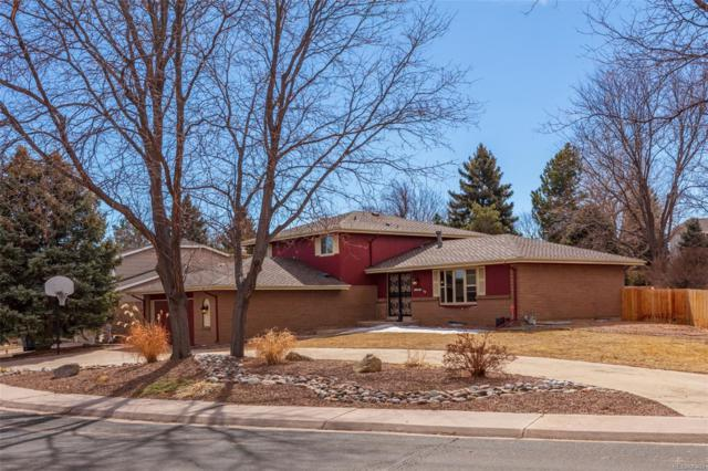 3784 E Mineral Place, Centennial, CO 80122 (#3013995) :: The Peak Properties Group