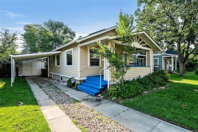 2161 S Williams Street, Denver, CO 80210 (#3014516) :: Wisdom Real Estate