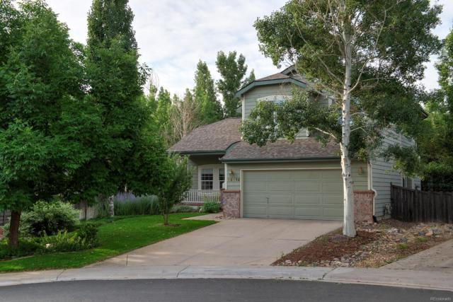 16118 Amber Rock Court, Parker, CO 80134 (#3017379) :: The Pete Cook Home Group