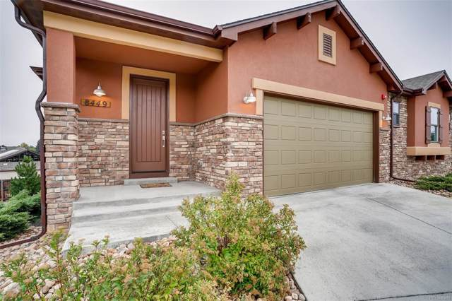8449 W 93rd Court, Westminster, CO 80021 (#3018593) :: The Galo Garrido Group