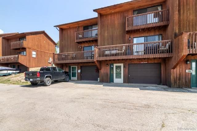 126 County Road 442 #4, Grand Lake, CO 80447 (MLS #3022188) :: Find Colorado