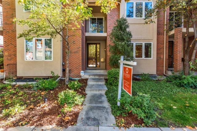 58 S Monroe Street, Denver, CO 80209 (MLS #3022266) :: 8z Real Estate