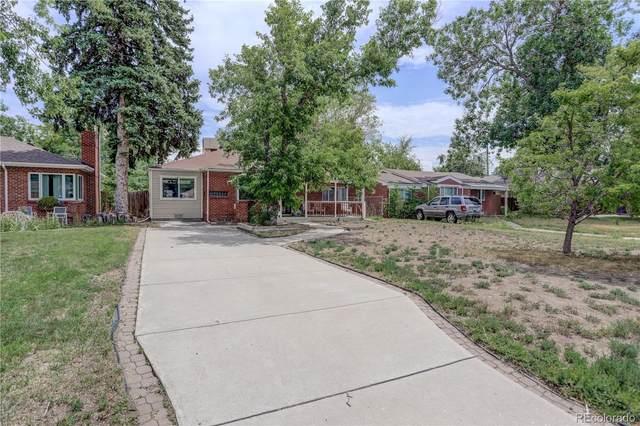 2030 Oneida Street, Denver, CO 80207 (MLS #3030976) :: 8z Real Estate