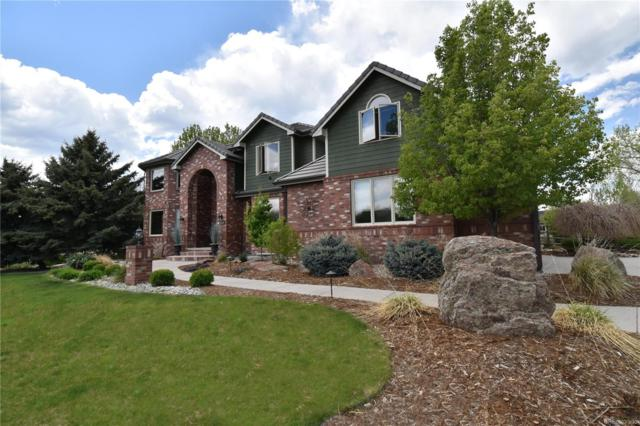 7719 Crestview Lane, Niwot, CO 80504 (#3031043) :: House Hunters Colorado