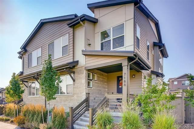 7188 W Adriatic Circle, Lakewood, CO 80227 (MLS #3031555) :: 8z Real Estate