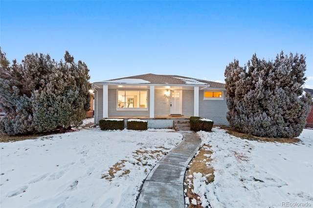 3621 Jasmine Street, Denver, CO 80207 (#3031598) :: The Colorado Foothills Team | Berkshire Hathaway Elevated Living Real Estate