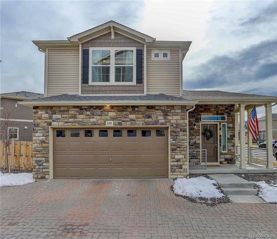 220 S Oak Hill Street, Aurora, CO 80018 (#3032387) :: Chateaux Realty Group