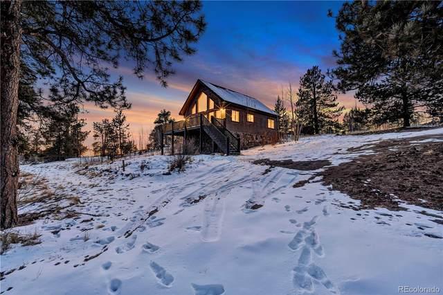 1720 Ute Trail, Como, CO 80432 (MLS #3033635) :: The Sam Biller Home Team