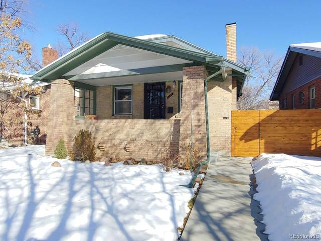 1654 Garfield Street, Denver, CO 80206 (#3034509) :: milehimodern