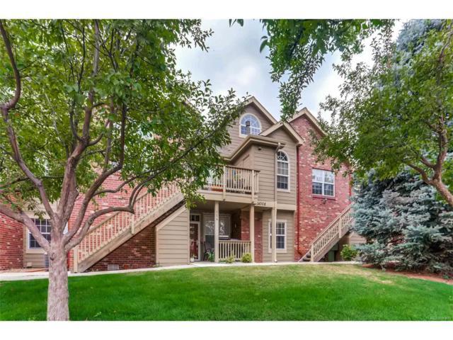 14308 E Whitaker Place #115, Aurora, CO 80015 (MLS #3037818) :: 8z Real Estate
