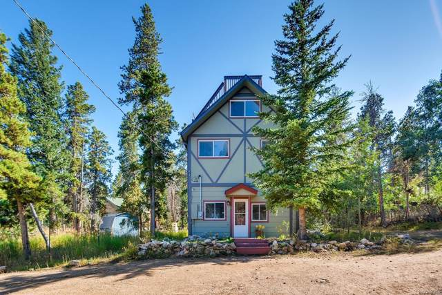 33 L Road, Golden, CO 80403 (MLS #3039111) :: 8z Real Estate