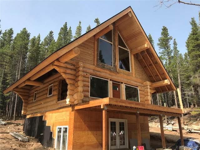 118 Elk Circle, Idaho Springs, CO 80452 (MLS #3041491) :: 8z Real Estate