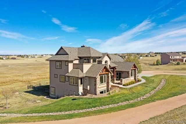 17310 Papago Way, Colorado Springs, CO 80908 (MLS #3041803) :: 8z Real Estate