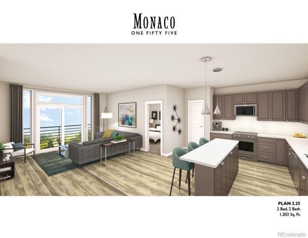 155 S Monaco Parkway #209, Denver, CO 80224 (#3046620) :: Ben Kinney Real Estate Team