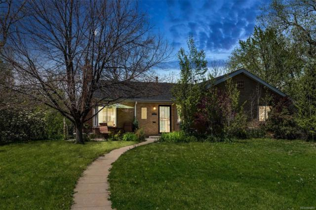 2075 S Madison Street, Denver, CO 80210 (#3047110) :: House Hunters Colorado