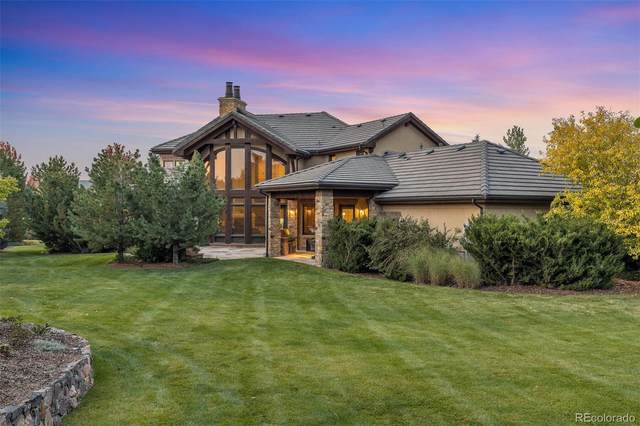 4100 Preserve Parkway N, Greenwood Village, CO 80121 (#3048000) :: iHomes Colorado