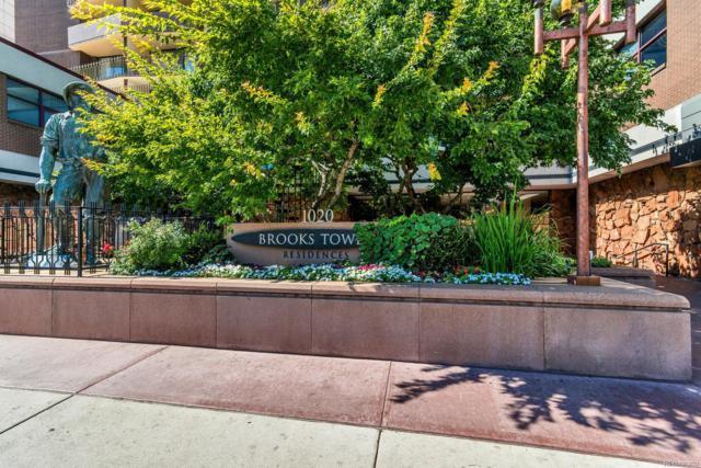 1020 15th Street #215, Denver, CO 80202 (#3048827) :: The Peak Properties Group