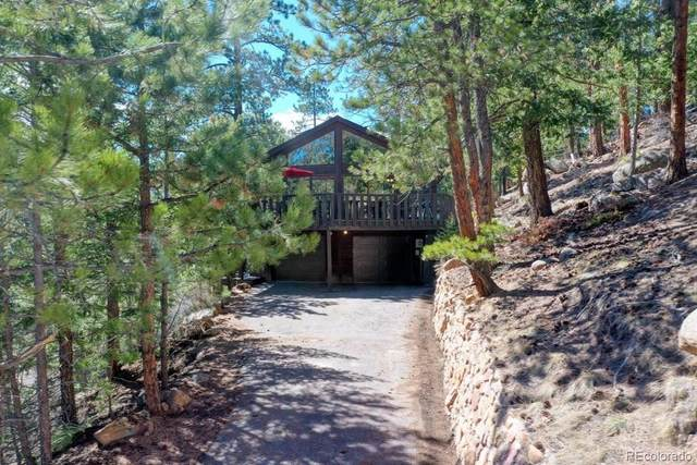 32467 Little Cub Road, Evergreen, CO 80439 (#3049574) :: The Dixon Group