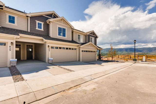 863 Marine Corps Drive, Monument, CO 80132 (#3050813) :: The DeGrood Team
