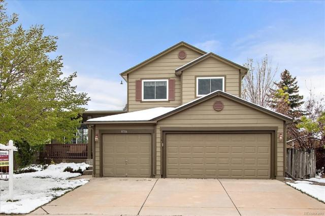 8706 Wildrye Circle, Parker, CO 80134 (#3053155) :: The DeGrood Team