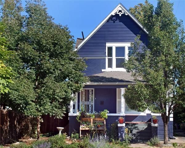 1815 E 22nd Avenue, Denver, CO 80205 (MLS #3053183) :: 8z Real Estate