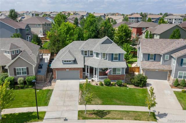 12189 Grass River Trail, Parker, CO 80134 (#3053741) :: Own-Sweethome Team