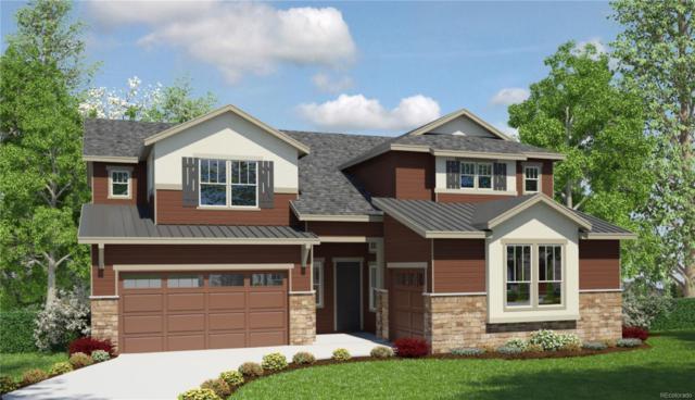 554 Sage Grouse Circle, Castle Rock, CO 80109 (#3054139) :: The Peak Properties Group