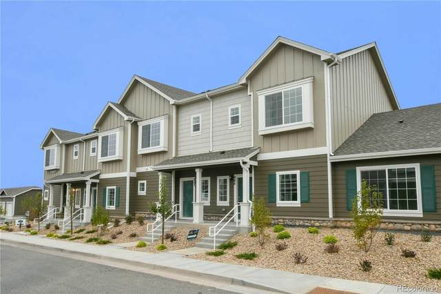 14700 E 104th Avenue #1206, Commerce City, CO 80022 (#3058631) :: Berkshire Hathaway HomeServices Innovative Real Estate