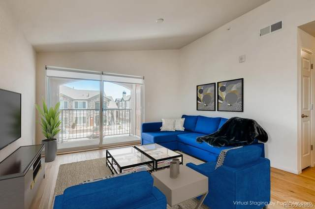 15195 E 16th Place #201, Aurora, CO 80011 (MLS #3059873) :: Kittle Real Estate