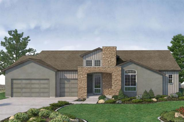 5608 Raintree Drive, Parker, CO 80134 (#3064787) :: My Home Team