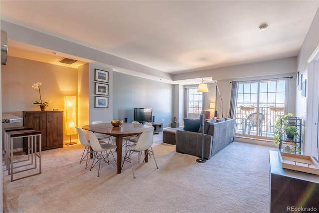 300 W 11th Avenue 4F, Denver, CO 80204 (#3065971) :: The Colorado Foothills Team | Berkshire Hathaway Elevated Living Real Estate