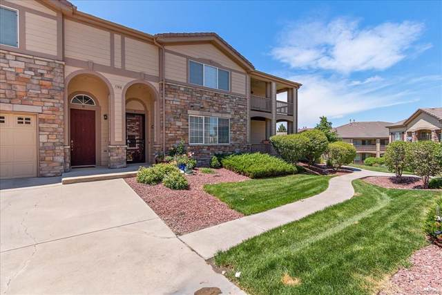 7180 S Wenatchee Way G, Aurora, CO 80016 (MLS #3066260) :: 8z Real Estate