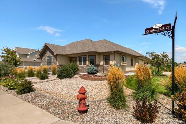1613 Carriage Drive, Eaton, CO 80615 (#3066817) :: The HomeSmiths Team - Keller Williams