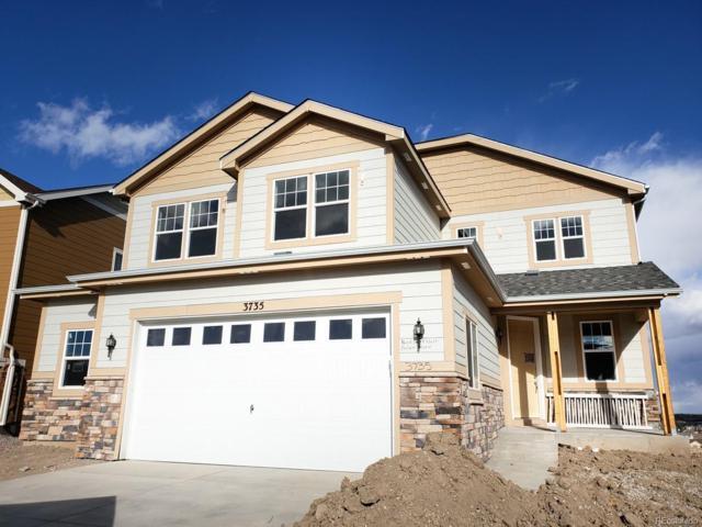 3735 White Rose Loop, Castle Rock, CO 80108 (#3068432) :: The HomeSmiths Team - Keller Williams