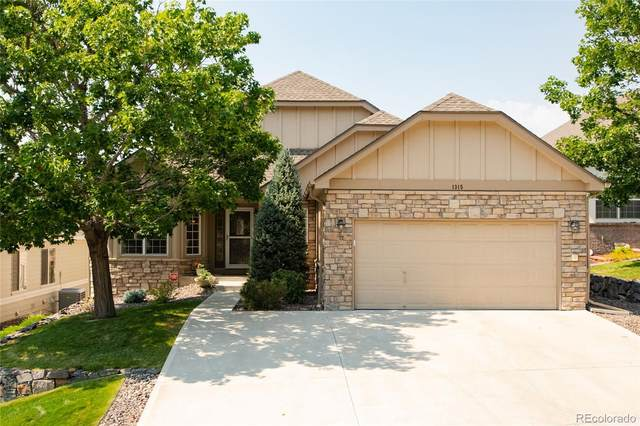 1315 Castlepoint Circle, Castle Pines, CO 80108 (#3069124) :: Kimberly Austin Properties