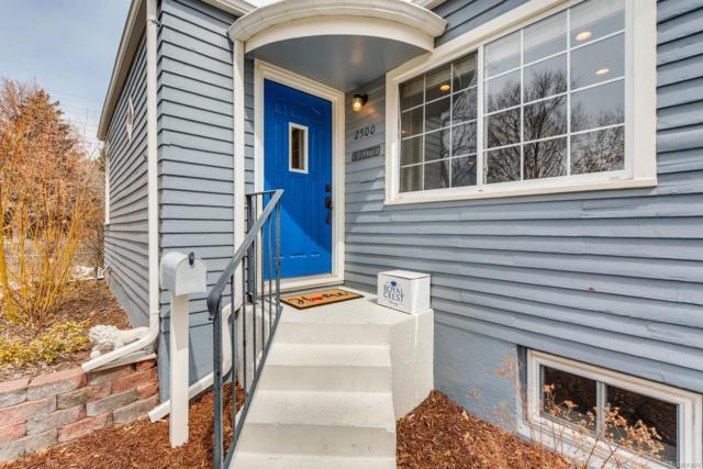 2500 S Marion Street, Denver, CO 80210 (#3072252) :: Wisdom Real Estate