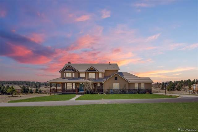 401 Grey Squirrel Way, Franktown, CO 80116 (MLS #3073841) :: 8z Real Estate