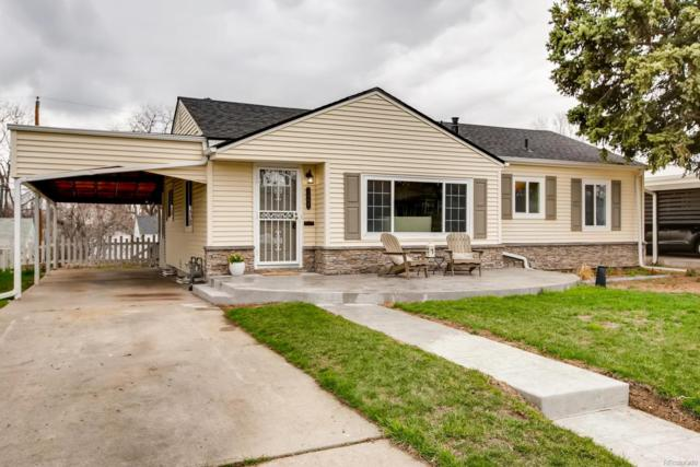 1869 S Fairfax Street, Denver, CO 80222 (#3076189) :: The Heyl Group at Keller Williams