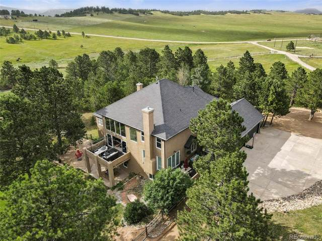 2595 County Line Road, Monument, CO 80132 (MLS #3080024) :: Keller Williams Realty