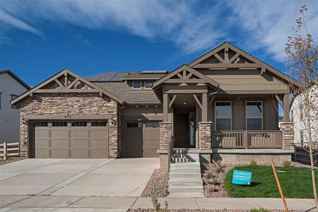 7810 Piney River Avenue, Littleton, CO 80125 (#3083026) :: James Crocker Team